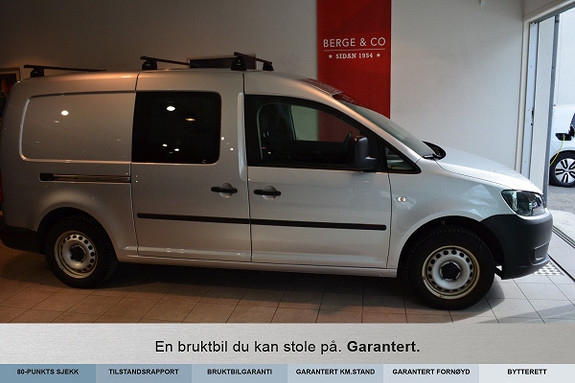 Volkswagen – Caddy Maxi