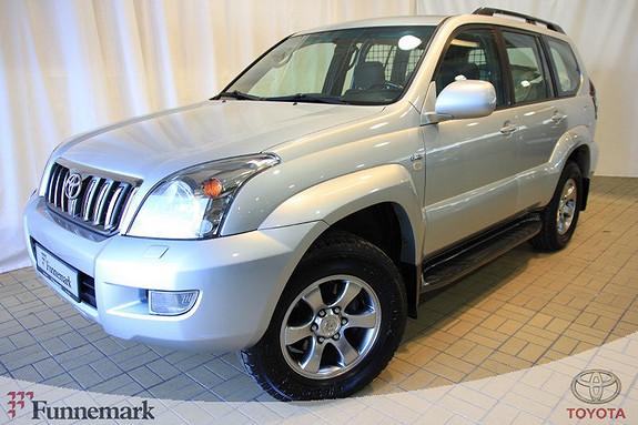 Toyota Land Cruiser 3,0 D-4D VX Aut  2008, 214150 km, kr 299000,-