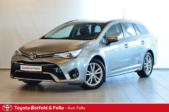Toyota Avensis Touring Sports 1,6 D-4D Active Style  2015, 54340 km, kr 254800,-