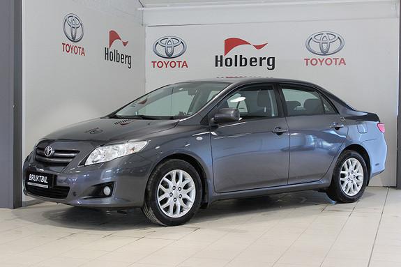 Toyota Corolla 1,4 D-4D Sol DEFA, Garanti ++  2010, 96200 km, kr 89000,-