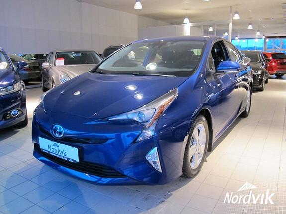 Toyota Prius 1,8 VVT-i Hybrid Executive HEAD-UP, JBL ++  2016, 8792 km, kr 279000,-