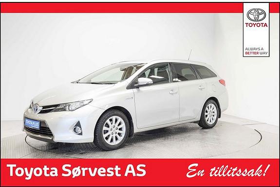 Toyota Auris Touring Sports 1,8 Hybrid Active+ Rimelig!  2015, 54129 km, kr 219000,-