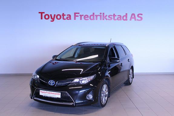 Toyota Auris Touring Sports 1,8 Hybrid Active  2014, 48000 km, kr 189000,-
