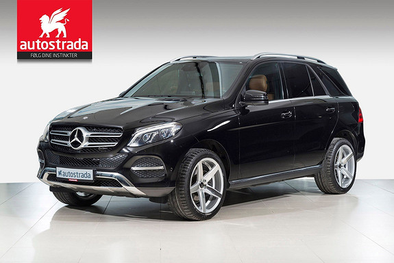 Mercedes-Benz GLE 350d Soltak/H.feste/LED/20''/Command  2016, 25000 km, kr 849000,-