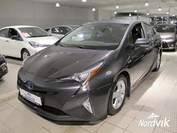 Toyota Prius 1,8 VVT-i Hybrid Executive  2016, 36857 km, kr 266000,-