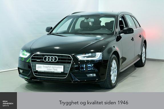 Audi A4 Avant 1,8 TFSI 170hk quattro  2013, 86200 km, kr 239000,-