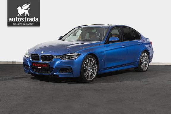 BMW 3-serie  2016, 27534 km, kr 409000,-