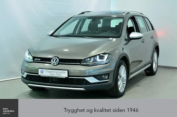 Volkswagen Golf Alltrack 2,0 TDI 184hk 4MOTION DSG  2015, 58800 km, kr 349000,-