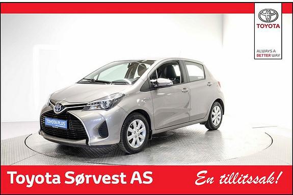 Toyota Yaris 1,5 Hybrid Active  2015, 55400 km, kr 175000,-