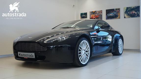 Aston Martin V8 Vantage 426 HK!  2009, 58000 km, kr 999000,-