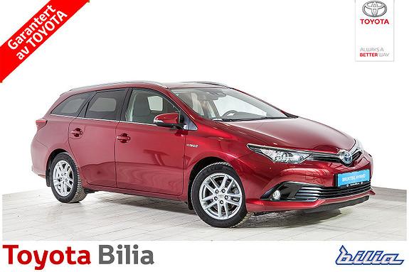 Toyota Auris 1,8 Hybrid E-CVT Active Sport automat, hybrid, dab+  2017, 42251 km, kr 254000,-