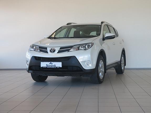 Toyota RAV4 2,0 D-4D 2WD Sense  2014, 43585 km, kr 269000,-