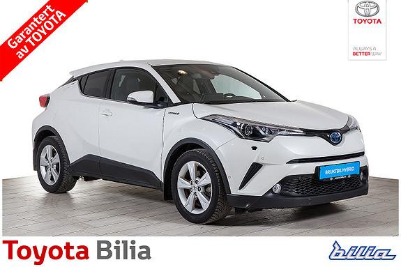 Toyota C-HR 1,8 hybrid automat, høy utstyrsgrad, meget pen  2017, 50127 km, kr 315000,-