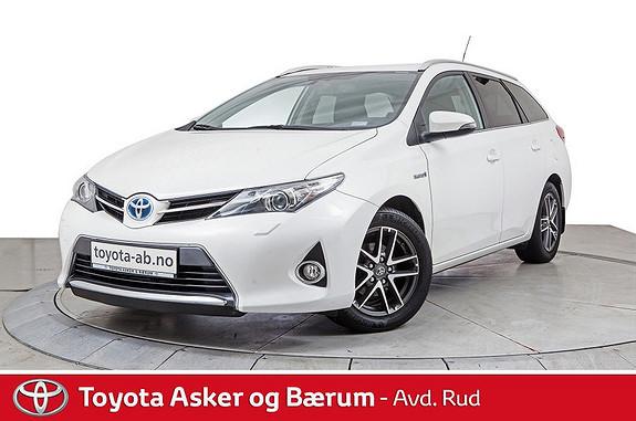 Toyota Auris Touring Sports 1,8 Hybrid Active+  2015, 42700 km, kr 219000,-