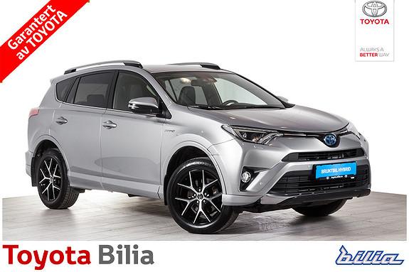Toyota RAV4 Hybrid AWD Active Style godt utstyrt bil, park.sensorer  2017, 56989 km, kr 434000,-