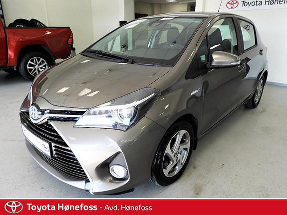 Toyota Yaris 1,5 Hybrid Active S e-CVT ,dab+, ryggekamera, navi +++  2016, 31300 km, kr 185000,-