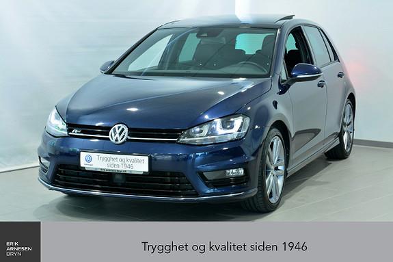 Volkswagen Golf 1,4 TSI 150hk Highline DSG  2015, 36050 km, kr 269000,-