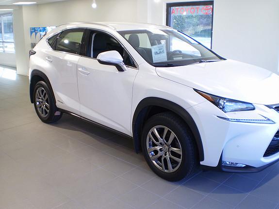Lexus NX 300h Buisness +  2015, 40500 km, kr 486161,-