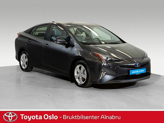 Toyota Prius 1,8 VVT-i Hybrid Executive SE KM!  2016, 9548 km, kr 284900,-