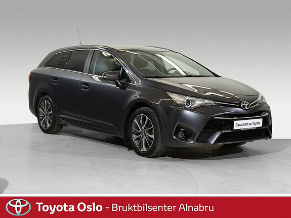 Toyota Avensis Touring Sports 1,8 Active M-drive 7S Automat, DAB+,  2016, 51088 km, kr 268900,-