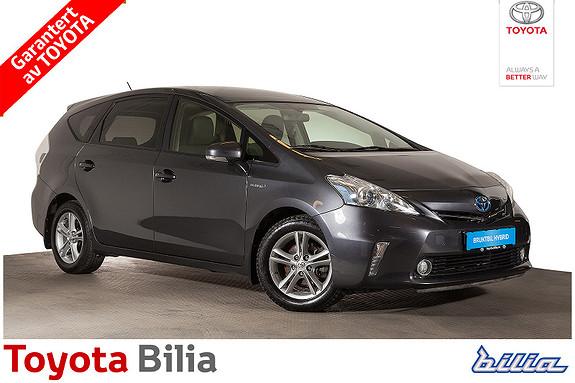 Toyota Prius+ Seven 1,8 VVT-i Hybrid Executive  2013, 85217 km, kr 209000,-