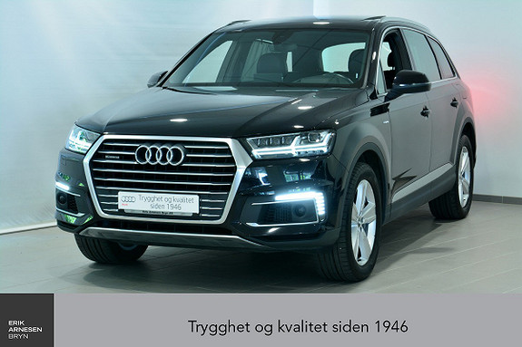 Audi Q7 E-TRON QUATTRO 373 HK 5-s*  2017, 37500 km, kr 909000,-