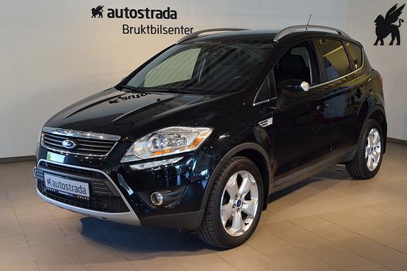 Ford Kuga 2,0 TDCi 140hk Titanium S Aut. Diesel varmer, Dab, Xeon  2013, 86300 km, kr 229000,-
