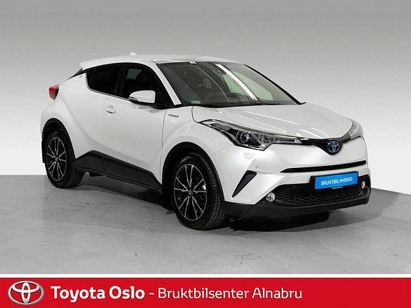 Toyota C-HR 1,8i Hybrid Supreme DAB+, Automat,  2017, 12298 km, kr 332900,-