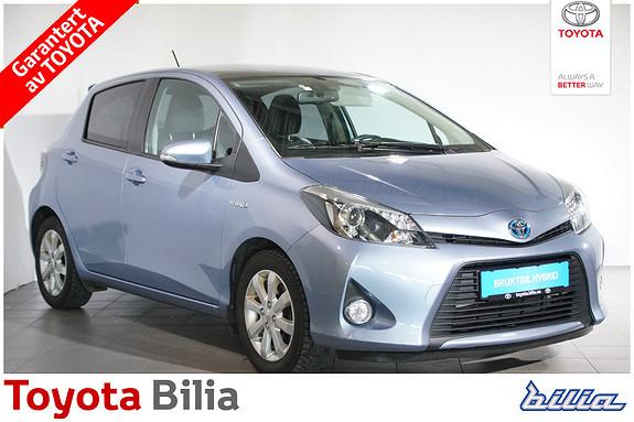 Toyota Yaris 1,5 Hybrid Style  2014, 48602 km, kr 159000,-