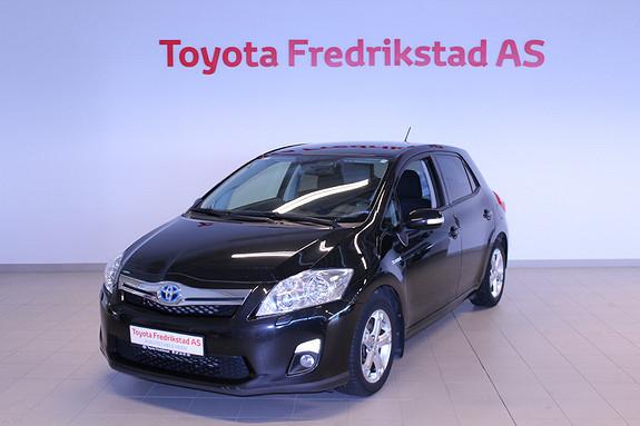 Toyota Auris 1,8 Hybrid Executive HSD  2011, 102008 km, kr 119000,-