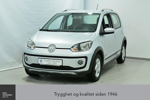 Volkswagen up! 1,0 75 Cross up!  2014, 29900 km, kr 109000,-