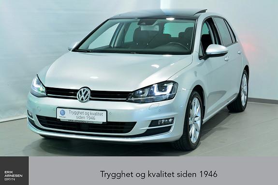 Volkswagen Golf 1,4 TSI 125hk Highline DSG  2015, 39800 km, kr 239000,-