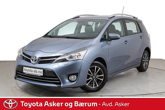 Toyota Verso 2,0 D-4D Active+ 7 seter  2013, 55500 km, kr 195000,-