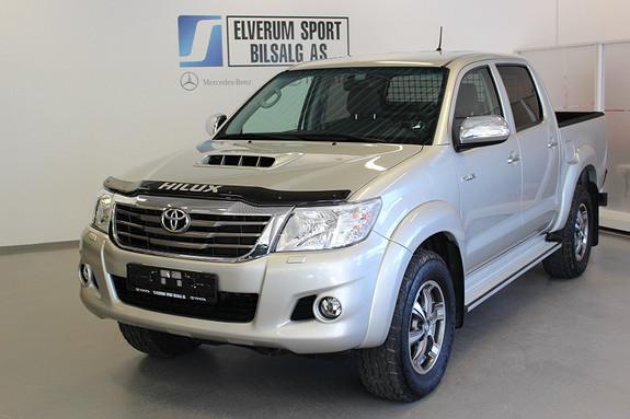 Toyota HiLux D-4D 144hk Double Cab 4WD SR5  2013, 79400 km, kr 259000,-