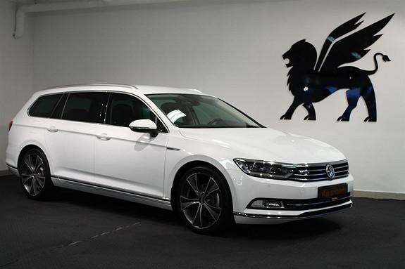 Volkswagen Passat 1.4  STV. Feste Navi 4Motion Diff. Adaptiv cruise PDC K  2015, 31000 km, kr 319000,-