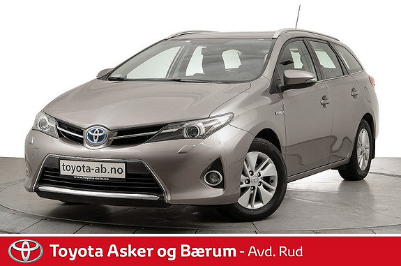 Toyota Auris Touring Sports 1,8 Hybrid Active  2014, 63500 km, kr 185000,-