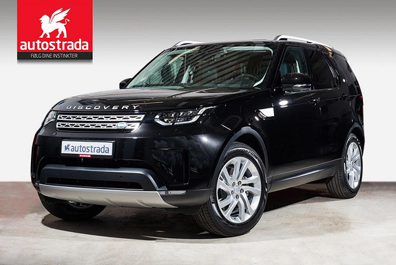 Land Rover Discovery 240 Diesel HSE Varebil - Leasing mulig!  2017, 11500 km, kr 649000,-
