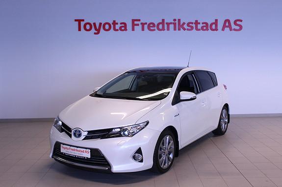 Toyota Auris 1,8 Hybrid E-CVT Executive  2013, 43000 km, kr 179000,-