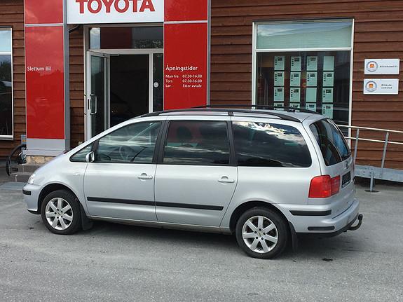 Seat Alhambra 1,9 TDI SE 7-seter  2001, 251761 km, kr 49000,-