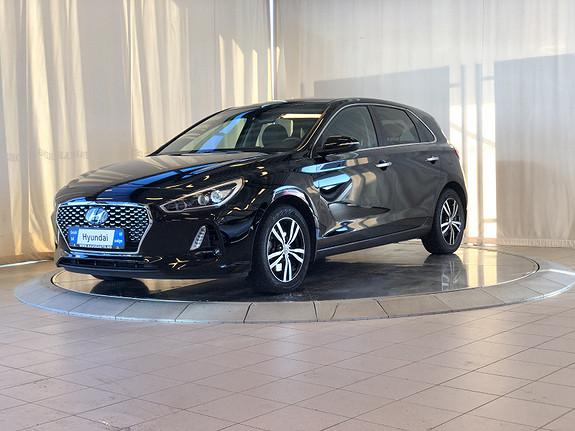 Hyundai i30 1,4 T-GDi Teknikkpakke aut  2017, 20000 km, kr 278000,-