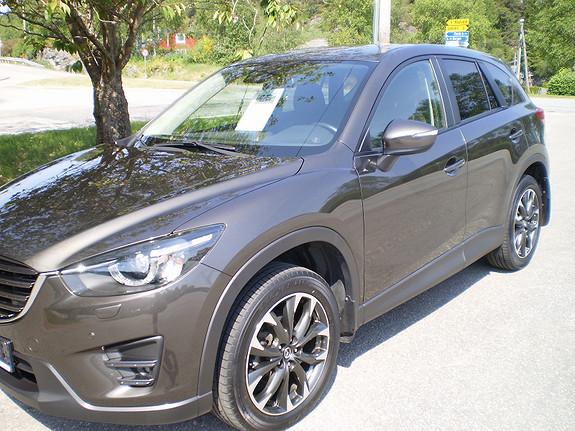 Mazda CX-5 Optima Skydrive  2015, 22000 km, kr 381161,-