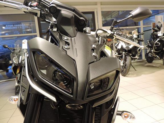 Bilbilde: Yamaha MT-09