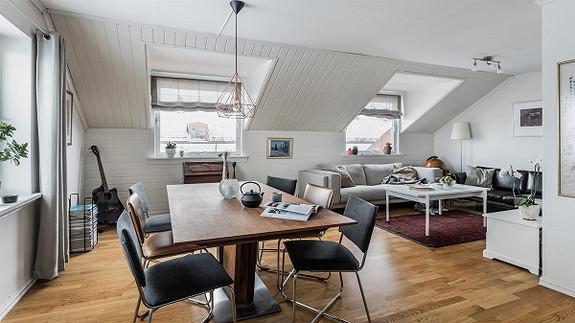 3-roms leilighet - Trondheim - 2 840 000,- Olden & Partners
