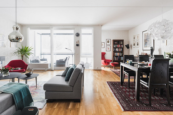 3-roms leilighet - Trondheim - 5 630 000,- Olden & Partners
