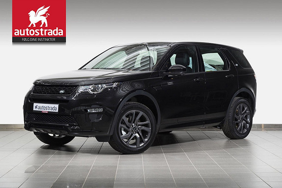 Land Rover Discovery Sport TD4 150hk HSE DYNAMIC