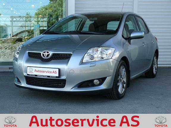 Toyota Auris 1,4 D-4D Sol Blue  2009, 162000 km, kr 79000,-