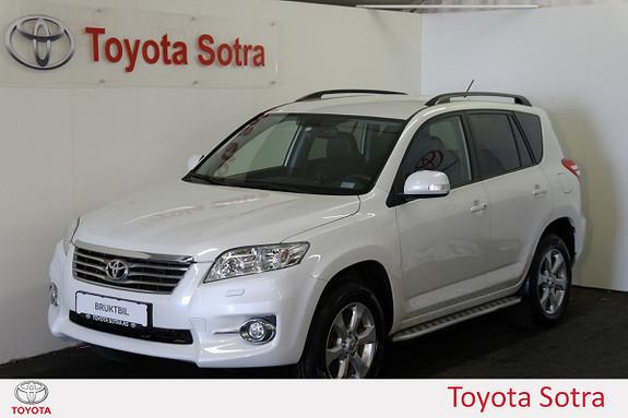 Toyota RAV4 2,2 D-4D Vanguard Executive KROK, DAB+ LAV KM  2011, 54533 km, kr 219000,-