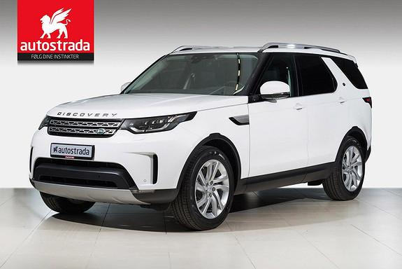 Land Rover Discovery 240hk Diesel HSE Varebil - Leasing mulig