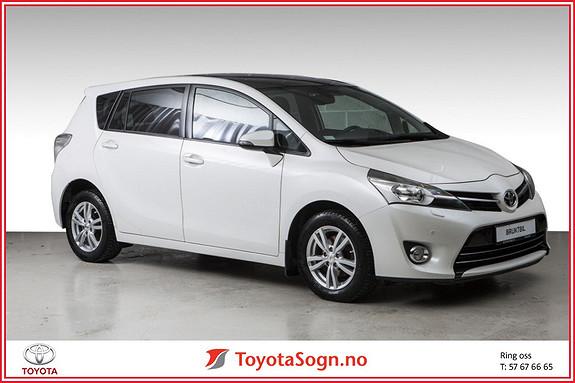 Toyota Verso 1,6 D-4D Executive 7 seter  2015, 68000 km, kr 239000,-