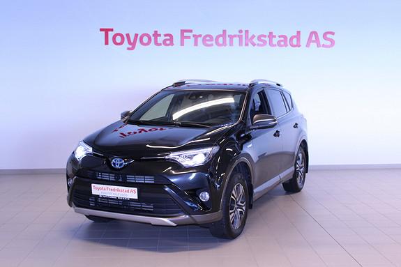 Toyota RAV4 Hybrid AWD Active Style  2016, 87000 km, kr 369000,-